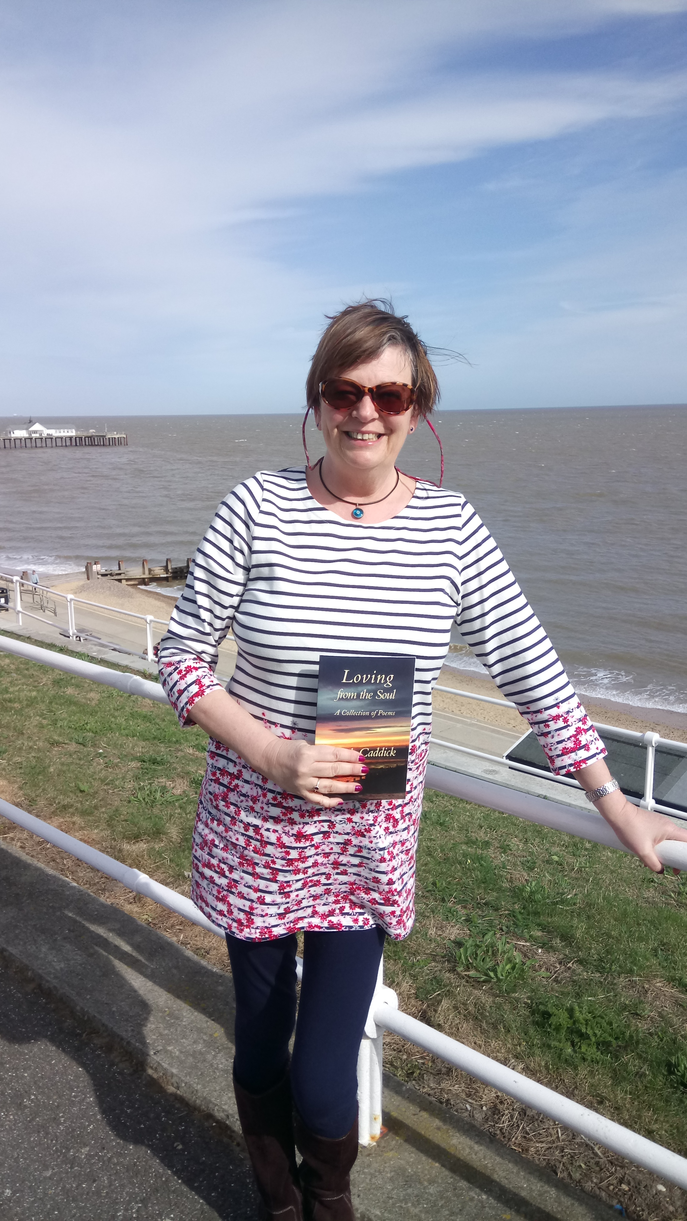 FACTS Passenger and Local Poet publishes collection